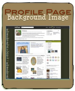HubPages Profile Page Background Images