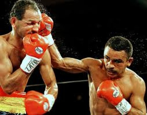 Wilfredo Vazquez was a textbook puncher who had good footwork and timing. He used his smarts and skills inside the squared circle.