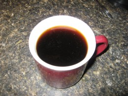 Best Coffee - by my hubby!