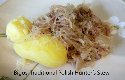 Bigos, Polish Hunter's Stew