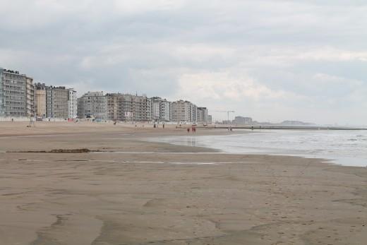 Oostende shore