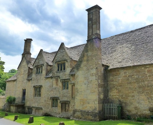A Cotswold stone property