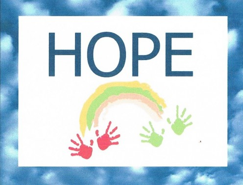 Hope Post Card