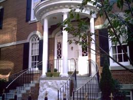 Morrison House, Alexandria, Virginia Watching the American Dream slowly slip away
