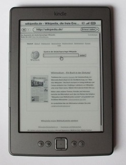 E-Ink - Are E-books a Better Read Than Traditional Books?