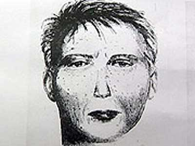 A compostie sketch created of the NorCal Rapist from an attack in the 1990s.