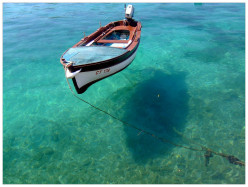 What is the clearest sea in the world?