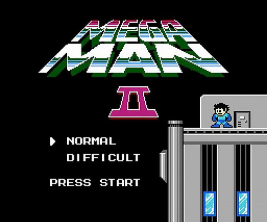 I beat the eight robot masters!