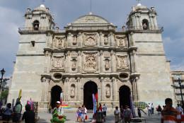 Catedral Metropolitana de Oaxaca