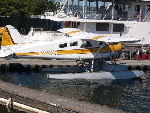 Kenmore Air Floatplane