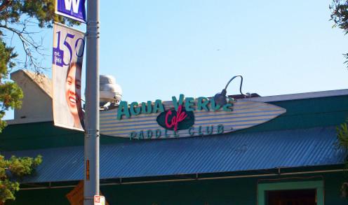 Aqua Verde Cafe and Paddle Club