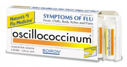 Homeopathic Influenza Remedy - Oscillococcinum for Flu