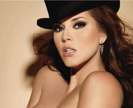 Alicia Machado - Former Miss Universe