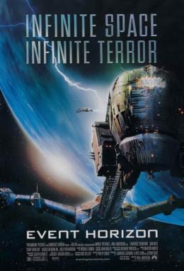 Event Horizon (1997) poster