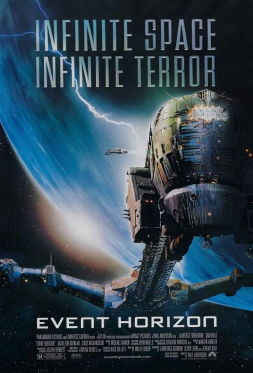 Event Horizon (1997) poster