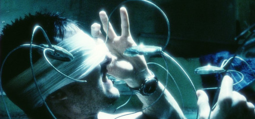 Tom Cruise in Minority Report (2002)