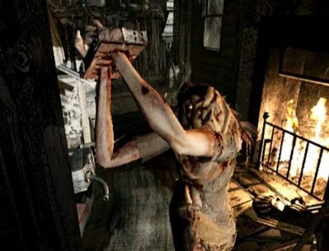 Lisa Trevor from the Resident Evil Remake