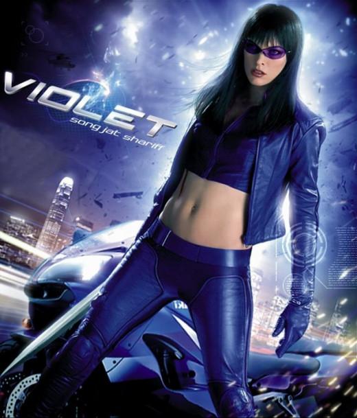 Ultraviolet (2006) poster