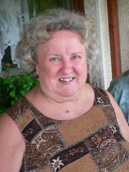 My beloved grandma - I miss her a lot!
