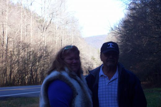 Hiking Trips, anyone? This is the famous Appalachian Trail.