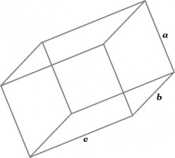 How to Find the Diagonal of a Rectangular Box (Rectangular Prism) with Examples