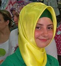 A hijab