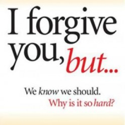 The Importance of Forgiving