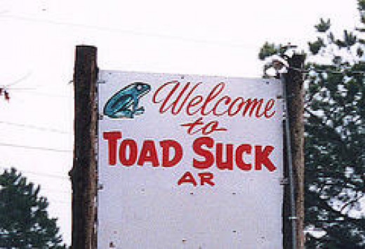 Suck Till You Swell Like a Toad!