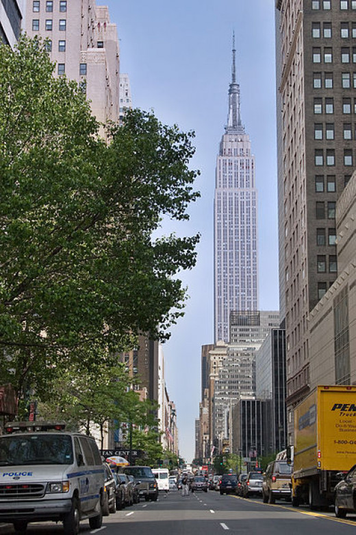 Facts About The Empire State Building New York City HubPages