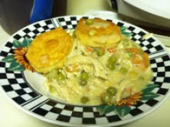 Tasty Chicken Pot Pie