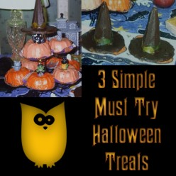 "Do you have a favorite Halloween Treat or ""spooky food"" you've prepared?"