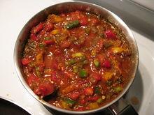 A tasty tomato sauce