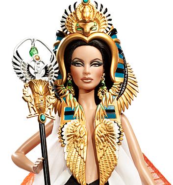 Cleopatra Barbie Boll
