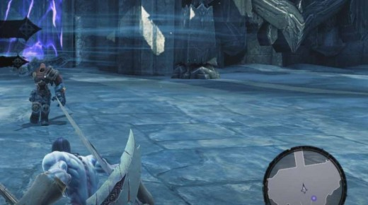 Darksiders 2 Death waits as War approaches...