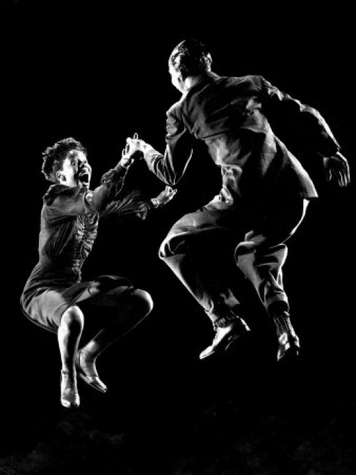 photo by Gjon Mili - buy the print at art.com