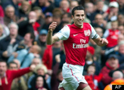 Do you see Robin Van Persie as a  traitor, for leaving Arsenal for Manchester United ?