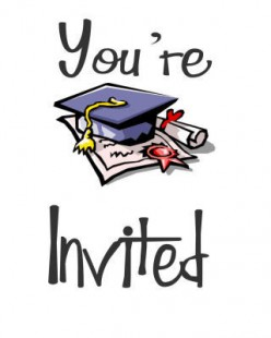Free Graduation Invitations - How to Create Your Own