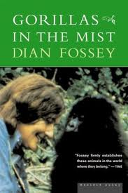 Gorillas in the Mist Bookcover