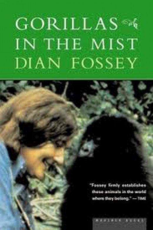 Gorillas in the Mist Bookcover