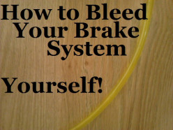 How to Bleed the Brake System on Your Car
