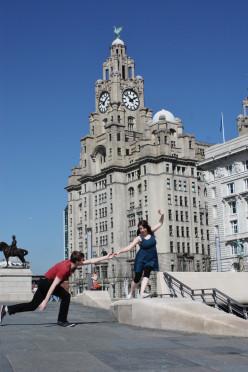 Swing Dance Classes in Liverpool