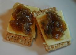 Preserving Leeks - Caramalised Leek and Roast Garlic Jam