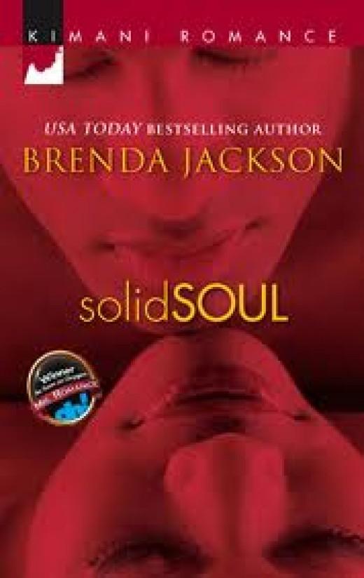 A romance novel Solid Soul Brenda Jackson.