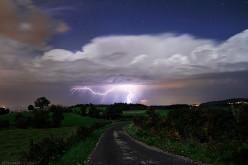 Thunderstorm:  A Poem