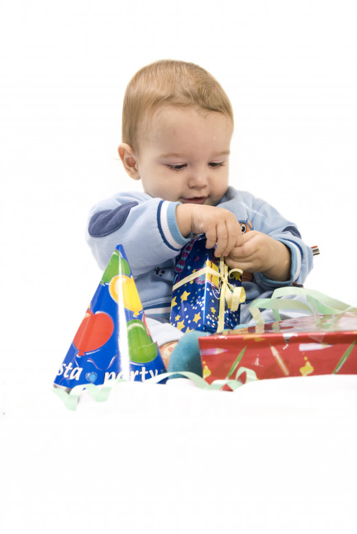 Great gift ideas for a one year old boy!