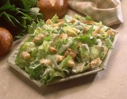 Zesty Caesar Salad Dressing