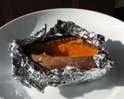 Topping for Baked Sweet Potatoes