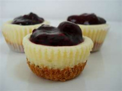 Baby Cheesecakes - Mini Cheesecakes