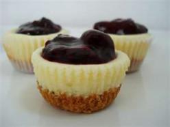 Baby Cheesecakes - Mini Cheesecakes