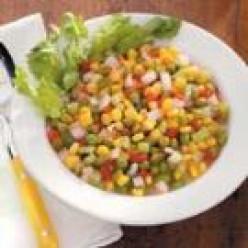 Tangy Marinated Vegetable Salad